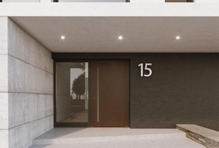 heroal_Architektenhaus_Le Corbusier_Haustür_Milieu aussen