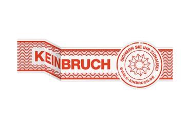 Einbruchschutz-Logo Einbruchschutzkampagne K-einbruch
