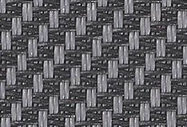 Zipscreen-Farben-Gewebe-Serge-Grau-Anthrazit