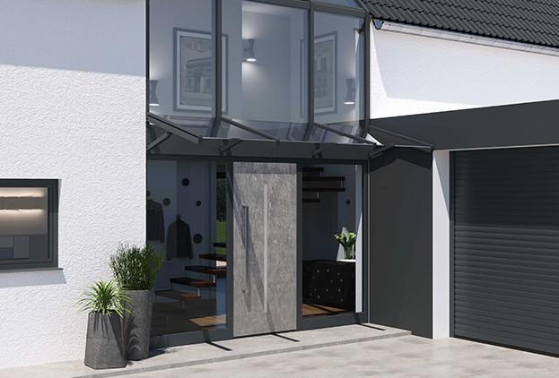 Aluminium Haustur Qualitat Made In Germany Heroal