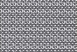 Senkrechtmarkise-Gewebemuster-Vuscreen-schwarz