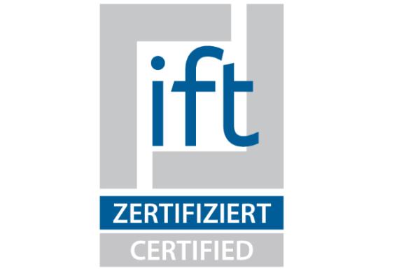 Sicherheitsrollladen-ift-Zertifizierung