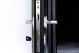 Vordach-Aluminium-Sicherheits-Haustuer-Querschnitt-Beschlag