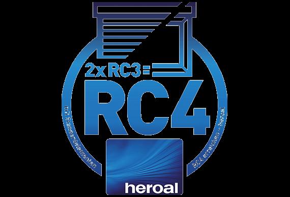 Sicherheitsrollladen-RC4-Zertifizierung