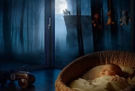 Schallschutztueren-schlafendes-Baby