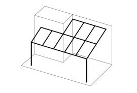 Ueberdachungen-Strichzeichnung-Terrassenueberdachung-mit-Einbau-links