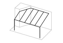 Ueberdachungen-Strichzeichnung-Terrassenueberdachung-mit-Aussparung-hinten-links