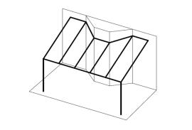Ueberdachungen-Strichzeichnung-Terrassenueberdachung-mit-Aussparung-hinten-mittig