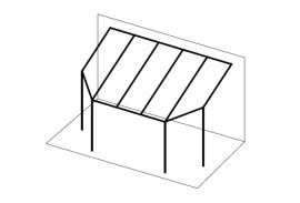 Ueberdachungen-Strichzeichnung-Terrassenueberdachung-links-und-rechts-angeschrägt