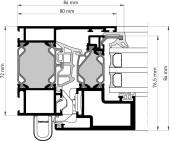 heroal w 72 i fenstersysteme. Black Bedroom Furniture Sets. Home Design Ideas