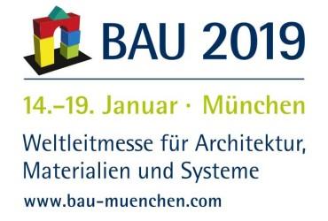 BAU 2019 Muenchen_Logo