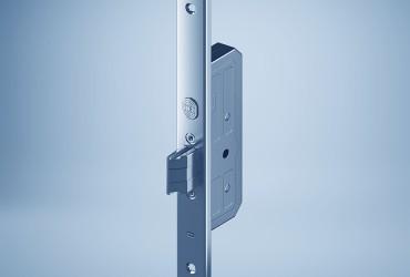 Aluminium Haustueren-halbautomatische-Schlosskomponente-freistehend