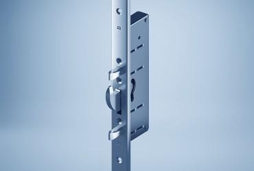 Aluminium Haustueren-vollautomatische-Schlosskomponente