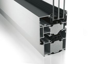 Fenstersystem-heroal W 72