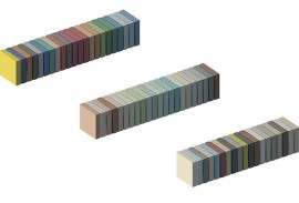 BIM-Daten-Le Corbusier Farbauswahl