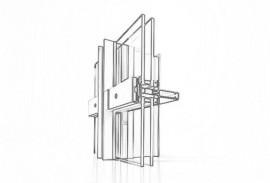 architekten-heroal-Zeichnung Fassadenschnitt