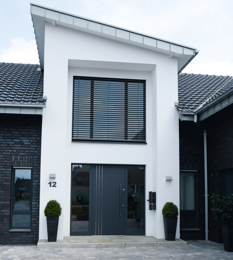 Hochwertige Aluminium Hausturen Made In Germany Heroal