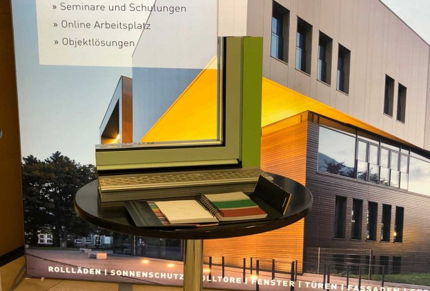 Produktmuster-Messestand-heroal-ArchitekTOUR-Essen