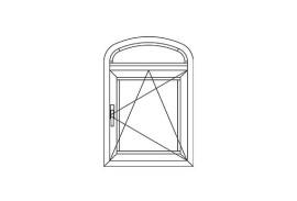 Fenster-nach-Mass-heroal-stichbogenfenster