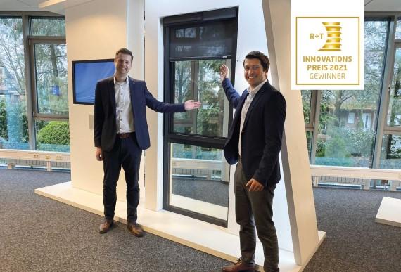 heroal-R+T Innovationspreis-2021-Gewinnerfoto